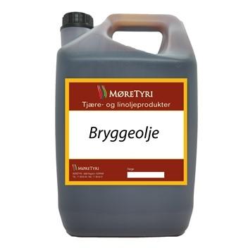 MøreTyri Bryggeolje